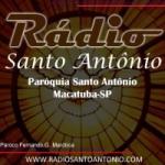 Logo da emissora Rádio Santo Antonio