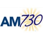 Logo da emissora Radio KDAZ 730 AM