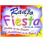 Logo da emissora Radio Fiesta 1060 AM