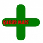 Logo da emissora Rádio Mais-Gospel