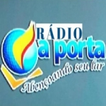 Logo da emissora Rádio A Porta
