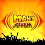 Logo da emissora Rádio Mania Jovem