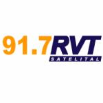 Logo da emissora Radio RVT Satelital 91.7 FM