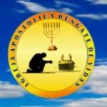 Logo da emissora Rádio Resgate de Vidas