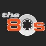 Logo da emissora Radio The 80s 77.4 FM