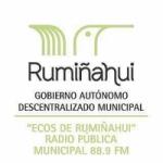 Logo da emissora Radio Ecos De Rumiñahui 88.9 FM