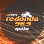 Logo da emissora La Radio Redonda 96.9 FM