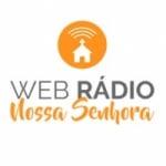 Logo da emissora Web R�dio Nossa Senhora