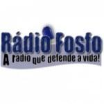 Logo da emissora Rádio Fosfo