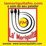 Logo da emissora Rádio Lamoriquita FM