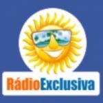 Logo da emissora Rádio Exclusiva