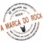 Logo da emissora R�dio A Marca do Rock