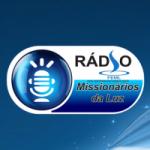 Logo da emissora Rádio Missionários da Luz