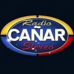Logo da emissora Radio Cañar Stereo