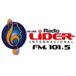 Logo da emissora Radio Lider Internacional 101.5 FM