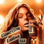 Logo da emissora Radio Conexion Latina