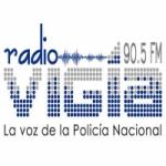 Logo da emissora Radio Vigía 90.5 FM