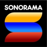 Logo da emissora Radio Sonorama 104.5 FM