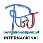 Logo da emissora Rede Bravida Jesus Internacional
