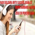 Logo da emissora Rádio Solidária