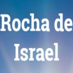 Logo da emissora R�dio Rocha de Israel