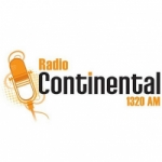 Logo da emissora Radio Continental 1320 AM
