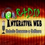 Logo da emissora Rádio Interativa Web