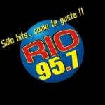 Logo da emissora Radio Rio 95.7 FM