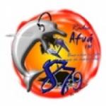 Logo da emissora Rádio Afuá 87.9 FM
