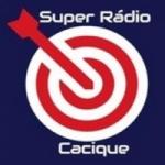 Logo da emissora Super Rádio Cacique