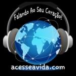 Logo da emissora Rádio Acesse a Vida