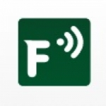Logo da emissora Rádio Floresta 1080 AM