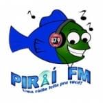 Logo da emissora Rádio Piraí 87.9 FM