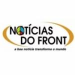 Logo da emissora Notícias do Front