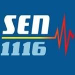 Logo da emissora Radio SEN 1116 AM