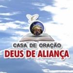 Logo da emissora Rádio Casa de Oração Deus de Aliança
