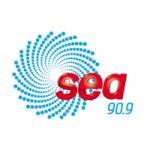 Logo da emissora Radio Sea FM 90.9