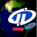 Logo da emissora Rádio Ji News FM