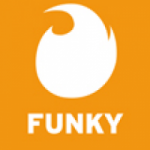 Logo da emissora Hot Mix Radio Funky