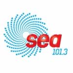 Logo da emissora Radio Sea FM 101.3
