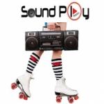Logo da emissora Sound Play Rádio