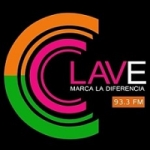 Logo da emissora Radio Clave 93.3 FM