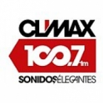 Logo da emissora Radio Climax FM 100.7 FM