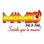 Logo da emissora Radio Mambo 94.9 FM