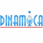 Logo da emissora Radio Dinámica 92.9 FM