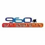 Logo da emissora Radio San Sebastián 960 AM