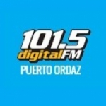 Logo da emissora Radio Digital 101.5 FM