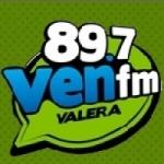 Logo da emissora Radio Ven 89.7 FM