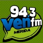 Logo da emissora Radio Ven 94.3 FM
