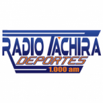 Logo da emissora Radio Táchira 1000 AM